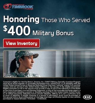 Military Bonus