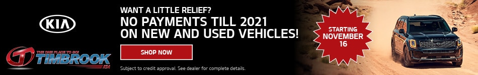 New and Used Vehicles - No Payments until 2021