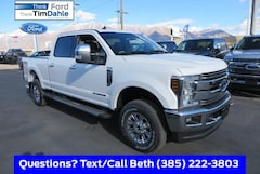 New 2019 Ford F-250 Lariat Truck 1FT7W2BT7KED28179 for Sale in Spanish Fork