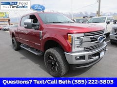 New 2019 Ford F-350 Lariat Truck 1FT8W3BT4KED93744 for Sale in Spanish Fork