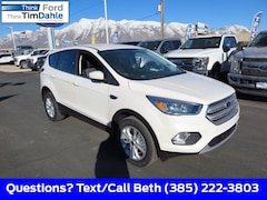 New 2019 Ford Escape SE SUV 1FMCU9GD6KUA71645 for Sale in Spanish Fork