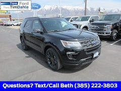 New 2019 Ford Explorer XLT SUV 1FM5K8DH1KGB53619 for Sale in Spanish Fork