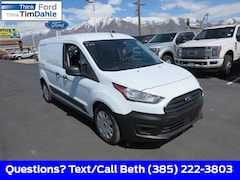 New 2019 Ford Transit Connect XL Minivan/Van NM0LE7E28K1417541 for Sale in Spanish Fork