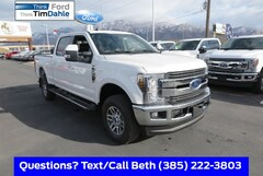 New 2019 Ford F-250 Lariat Truck 1FT7W2B66KED11688 for Sale in Spanish Fork