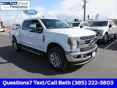 New 2019 Ford F-250 Lariat Truck 1FT7W2BT2KEE12488 for Sale in Spanish Fork