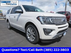 New 2019 Ford Expedition Max Platinum SUV 1FMJK1MT1KEA23653 for Sale in Spanish Fork