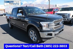 New 2018 Ford F-150 King Ranch Truck 1FTEW1EG3JFE47677 for Sale in Spanish Fork