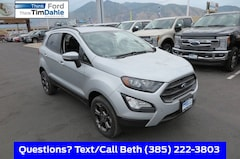 New 2018 Ford EcoSport SES SUV MAJ6P1CL4JC207806 for Sale in Spanish Fork