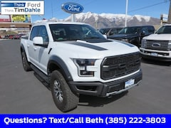 New 2018 Ford F-150 Raptor Truck 1FTFW1RG7JFD85800 for Sale in Spanish Fork