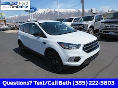 New 2019 Ford Escape SE SUV 1FMCU9GD2KUB27578 for Sale in Spanish Fork