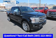 New 2018 Ford F-150 Platinum Truck 1FTFW1E10JFD88846 for Sale in Spanish Fork