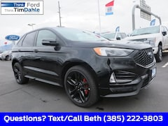 New 2019 Ford Edge ST SUV 2FMPK4AP9KBC11528 for Sale in Spanish Fork