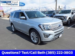 New 2019 Ford Expedition Platinum SUV 1FMJU1MT3KEA07724 for Sale in Spanish Fork