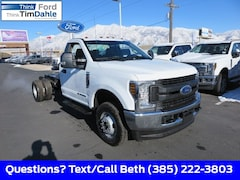 New 2019 Ford F-350 XL Truck 1FDRF3HT4KDA08518 for Sale in Spanish Fork