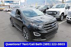 New 2018 Ford Edge Sport SUV 2FMPK4AP7JBC37656 for Sale in Spanish Fork