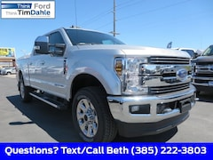 New 2019 Ford F-250 Lariat Truck 1FT7W2BT5KEE64746 for Sale in Spanish Fork