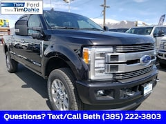New 2019 Ford F-350 Limited Truck 1FT8W3BT2KEE33609 for Sale in Spanish Fork