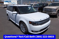 New 2019 Ford Flex Limited SUV 2FMHK6DTXKBA03053 for Sale in Spanish Fork
