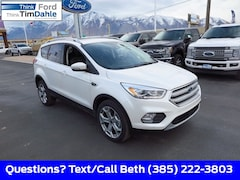 New 2019 Ford Escape Titanium SUV 1FMCU9J98KUB03631 for Sale in Spanish Fork