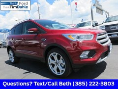 New 2019 Ford Escape Titanium SUV 1FMCU9J99KUB78922 for Sale in Spanish Fork