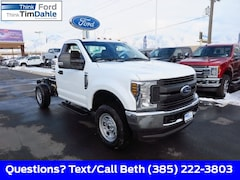 New 2019 Ford F-350 XL Truck 1FDRF3F67KED65540 for Sale in Spanish Fork
