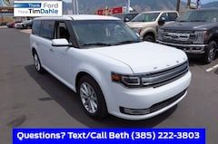 New 2019 Ford Flex Limited SUV 2FMHK6D85KBA03490 for Sale in Spanish Fork