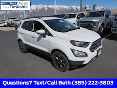 New 2018 Ford EcoSport SES SUV MAJ6P1CLXJC196567 for Sale in Spanish Fork