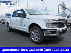 New 2019 Ford F-350 Platinum Truck 1FT8W3BT2KEE12484 for Sale in Spanish Fork