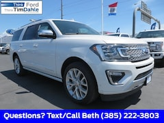 New 2019 Ford Expedition Max Platinum SUV 1FMJK1MT9KEA42161 for Sale in Spanish Fork