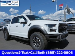 New 2019 Ford F-150 Raptor Truck 1FTFW1RG4KFC19560 for Sale in Spanish Fork