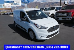 New 2019 Ford Transit Connect XLT Minivan/Van NM0LS7F23K1383208 for Sale in Spanish Fork