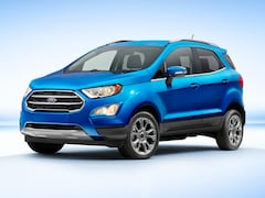 New 2019 Ford EcoSport SES SUV MAJ6S3JL9KC309410 for Sale in Spanish Fork