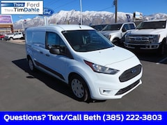 New 2019 Ford Transit Connect XLT Minivan/Van NM0LS7F2XK1404328 for Sale in Spanish Fork