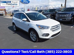 New Ford Escape for sale in Spanish Fork, UT