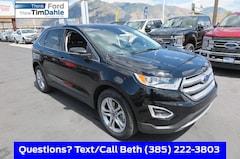 New 2018 Ford Edge Titanium SUV 2FMPK4K97JBC55736 for Sale in Spanish Fork