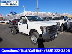 New 2019 Ford F-350 XL Truck 1FDRF3F64KED83297 for Sale in Spanish Fork