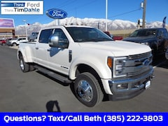 New 2019 Ford F-450 Lariat Truck 1FT8W4DT2KED83300 for Sale in Spanish Fork