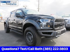 New 2019 Ford F-150 Raptor Truck 1FTFW1RG1KFB28486 for Sale in Spanish Fork