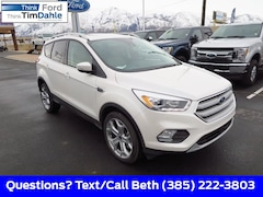 New 2019 Ford Escape Titanium SUV 1FMCU9J96KUB03630 for Sale in Spanish Fork