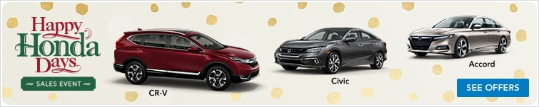 Happy Honda Days at Tim Marburger Honda!