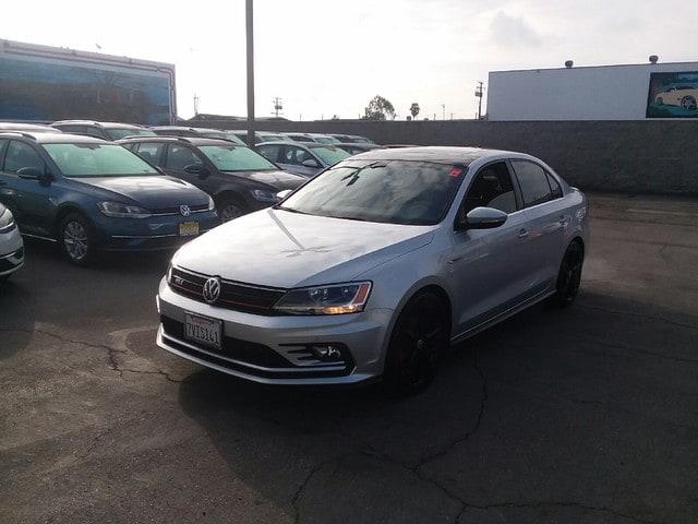 Used 2016 Volkswagen Jetta Long Beach CA | VIN