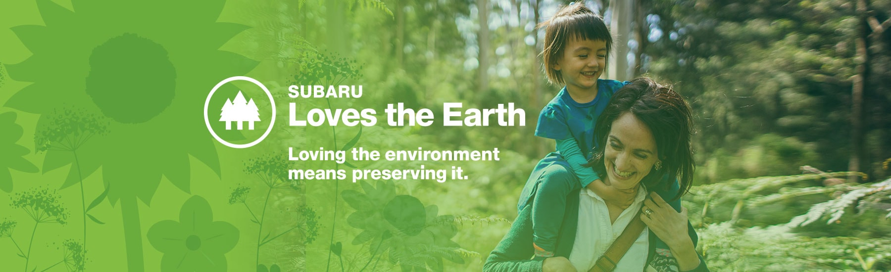 Timmons Subaru Long Beach loves teh earth recycling program