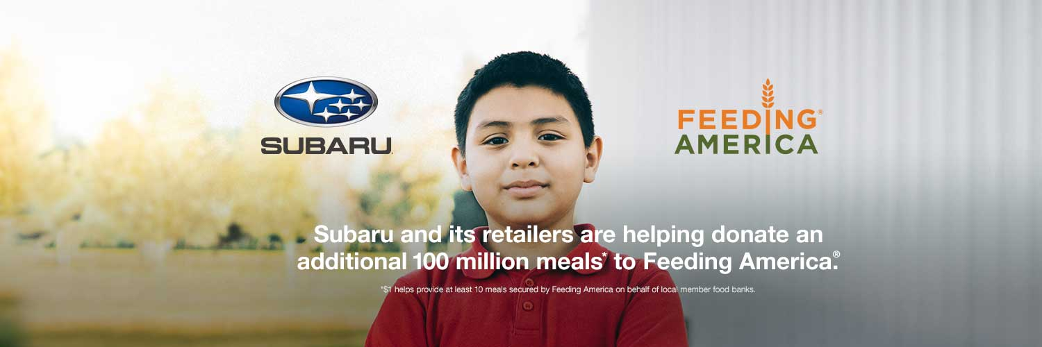 Timmons Subaru Long Beach is helping to Feed America with Food Drive