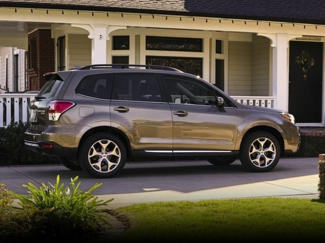 Does The 2017 Subaru Forester Have The Most Cargo Space In The