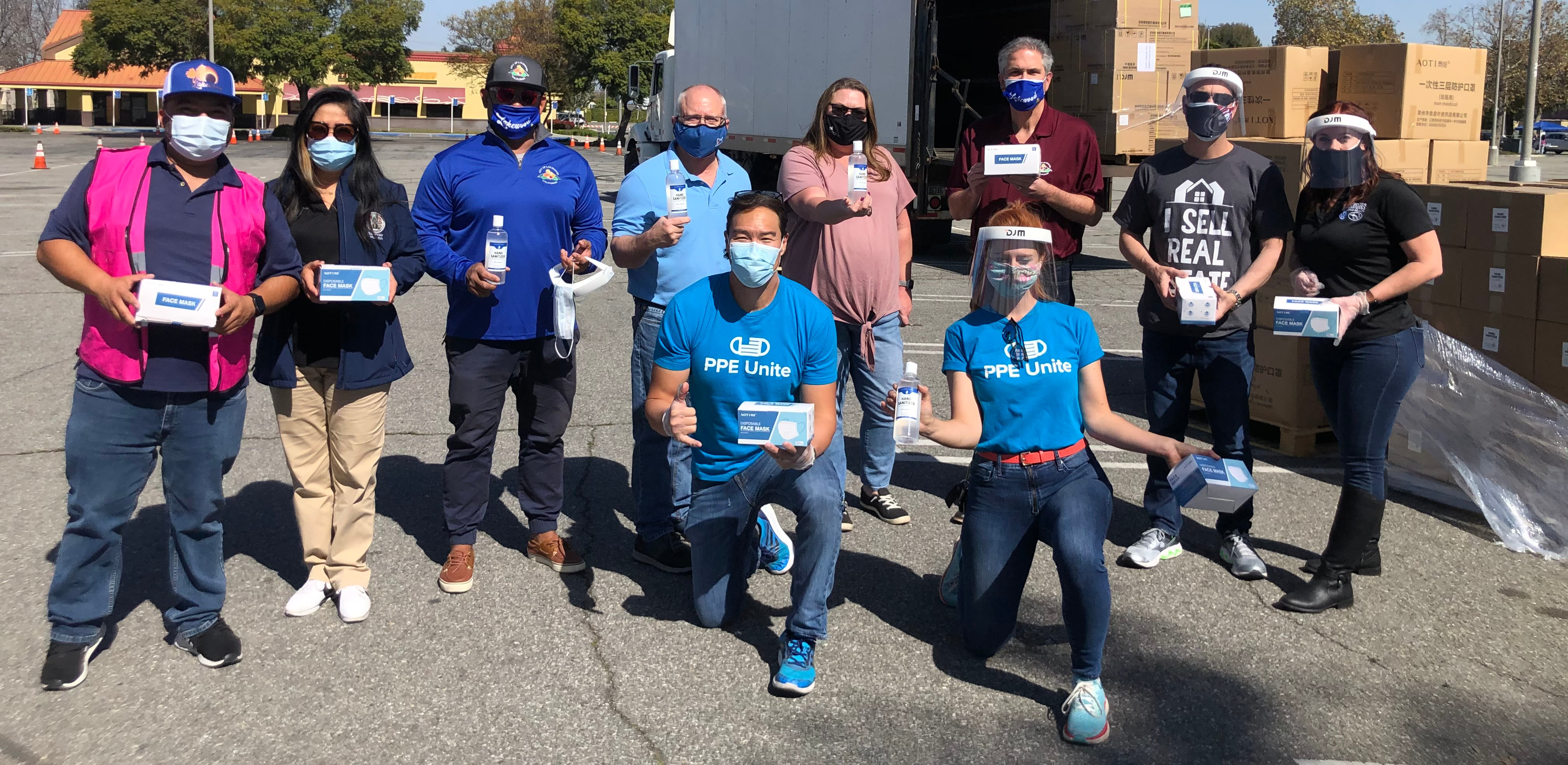 Timmons Subaru helps distribute PPE to local Businesses through PPE Unite