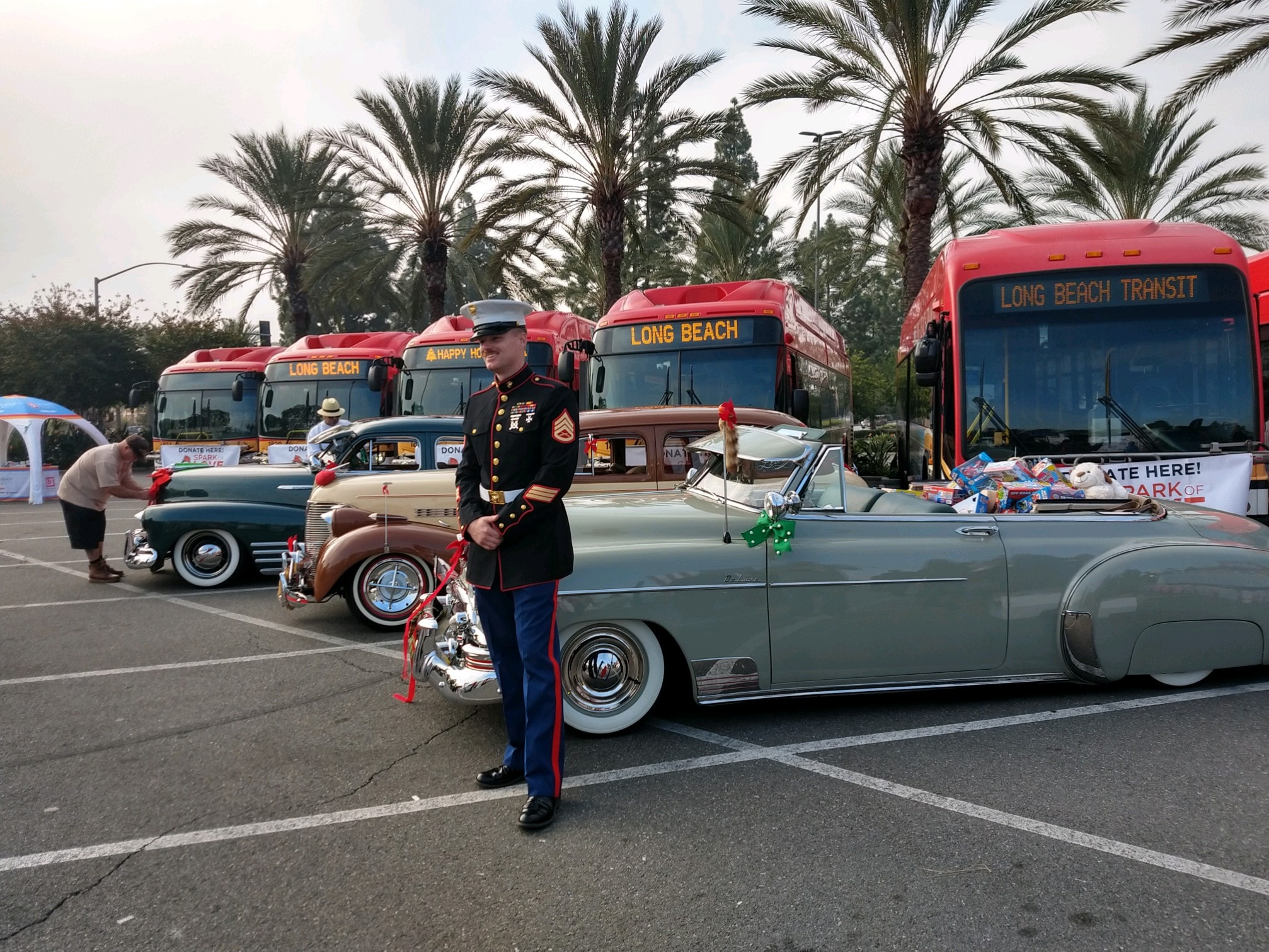 Timmons of Long Beach proudly supports and participates in the ABC7 and USMC Spark of Love Charity Toy Drive Event presented by Subaru