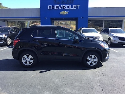 Featured New 2019 Chevrolet Trax LT SUV for Sale in Corbin KY & Manchester KY at Tim Short Auto Mall