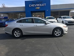 New 2020 Chevrolet Malibu LS w/1LS Sedan 1G1ZB5ST4LF079849 for sale at Tim Short Auto Mall Group Serving Corbin KY & Manchester KY