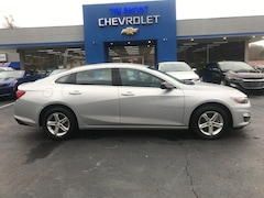 New 2020 Chevrolet Malibu LS w/1LS Sedan 1G1ZB5ST7LF060048 for sale at Tim Short Auto Mall Group Serving Corbin KY & Manchester KY