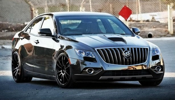 2015 Buick Grand National >> 2015 Buick Grand National Tim Short Auto Group Corporate